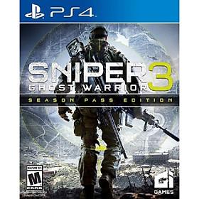 Đĩa Game Ps4: Sniper Ghost Warrior 3 Season Pass - Hàng Nhập Khẩu