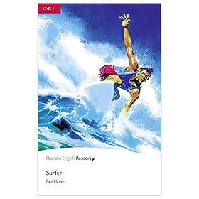 Level 1: Surfer! Book and CD Pack (Pearson English Graded Readers)