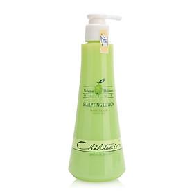 Gel giữ nếp tóc uốn xoăn bồng bềnh Chihtsai Olive Sculpting Lotion 250ml