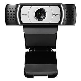 Webcam Logitech C930E HD 1080P - Hàng Chính Hãng