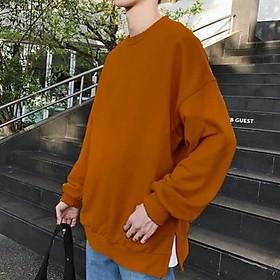 Áo hoodie, áo sweater trơn nam nữ