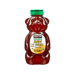 Mật Ong hữu cơ thiên nhiên Kirkland Singnature Honey Bear 680gr nhập Mỹ