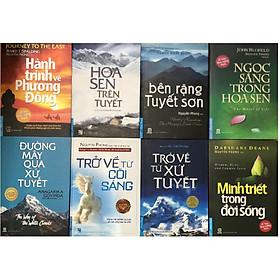 [Download sách] Combo Hành Trình Về Phương Đông ( Nguyên Phong )