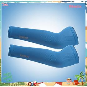 Găng Tay Bao Tay Ống Chống Nắng Cao Cấp RMIX Cho Nam Và Nữ Chất Liệu Polyester Chống Nắng, Tia UV, Sợi Vải Thoáng Khí - Hàng chính hãng