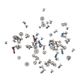 Whole Full Set Screws Replacement Fixing Parts ONLY For Apple iPhone 7 4.7''