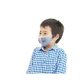 KHẨU TRANG NHỰA 3D XC99 KID (PHIÊN BẢN CHO TRẺ EM)