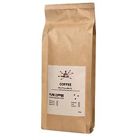 Cà Phê bột Rang Xay Nguyên Chất 100% Minh An Coffee (500g)