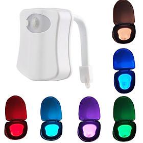 Đèn led tự động sáng nhà vệ sinh sử dụng công nghệ cảm biến chuyển động ban đêm