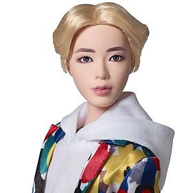 Búp Bê Thần Tượng BTS - Jin - Barbie GKC88/GKC86