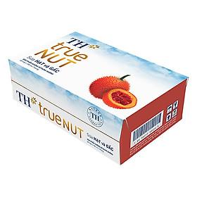 Thùng Sữa Hạt Và Gấc TH True NUT (180ml x 48 hộp)