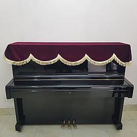 Khăn phủ đàn Piano cơ & điện