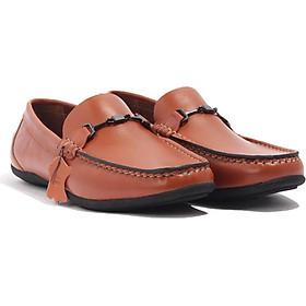 Giày Lười Nam da bò Cao Cấp Banuli C3ML2T0