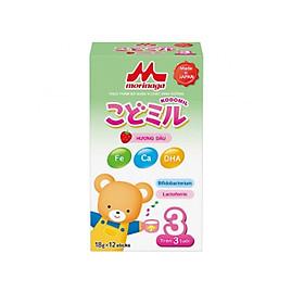 Combo sữa Morinaga số 3 Kodomil (216g) nguyên tem và đồ chơi Toys House