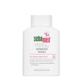 Dung dịch vệ sinh phụ nữ Sebamed pH 3.8 Balance Intimate Wash (Nhập khẩu)