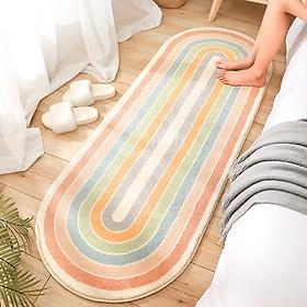 Thảm Lông Cừu Trải sàn Giường Ngủ Ghế Sofa Hoạt Hình