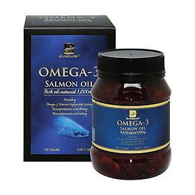 Thực phâm chức năng Viên dầu cá HỒI Úc Dr.Natural Omega 3 Salmon Oil