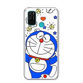 Ốp lưng điện thoại VSMART JOY 4 - Silicon dẻo - 0022 DOREMON05 - Hàng Chính Hãng