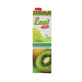 Nước ép Kiwi và trái cây Tipco Cool Fit 1L  - 33490