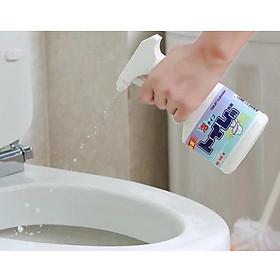 Chai xịt vệ sinh, nhà tắm bồn cầu 300ml Rocket - Hàng nội địa Nhật