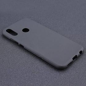 Ốp Lưng Dẻo Đen Dành Cho Huawei Nova 3I