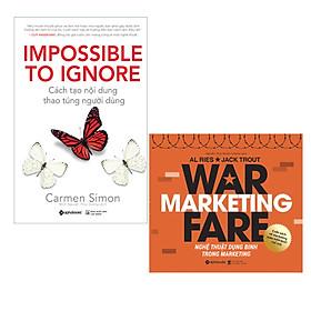 Combo Marketing Đánh Đâu Trúng Đó: Cách Tạo Nội Dung Thao Túng Người Dùng + Nghệ Thuật Dụng Binh Trong Marketing