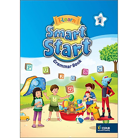 i-Learn Smart Start Level 01 (Grammar Book)