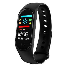Smart Sports Bracelet Smart Watch Step Calories Distance Heart Rate Blood Pressure Blood Oxygen Sleeping Monitor Sports Mode Messa