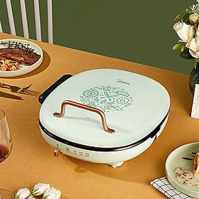 Midea Electric Baking Pan/Frying Machine/Pancake Machine MC-JK30P212 Double-sided heating, frying and baking, anti-sticking and easy to wash