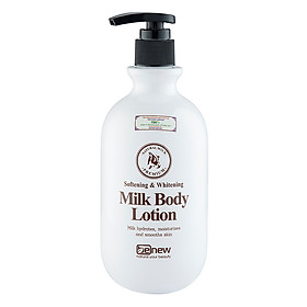 Sữa Dưỡng Thể Mịn Da Benew Milk Body Lotion (450ml)