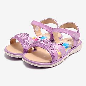 Sandal Bé Gái Biti's TPR Công Chúa Disney DTG000911