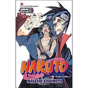 Naruto Tập 43: Kẻ Nắm Rõ Sự Thật…!!