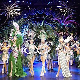 Vé Xem Tiffany Show Ở Pattaya, Thái Lan - Ghế VIP