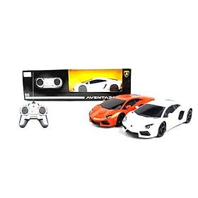 Đồ chơi Xe điều khiển Lamborghini Aventador RASTAR R46300-WHI