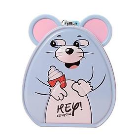Két chuột Két sắt mini Hình Chuột siêu cute Siêu Hót BB47-KETCHUOT Quà tặng đáng yêu cho bé