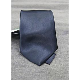 Cà vạt nam nữ trơn C04 - bản 8cm