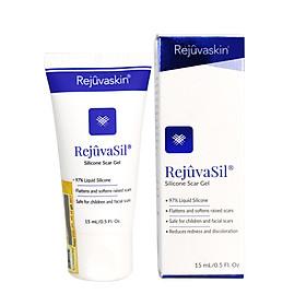 Gel giảm sẹo lồi, phì đại Rejuvasil 15ml