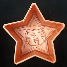 Khuôn xôi ngôi sao chữ Thọ