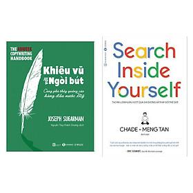 Combo Sách Kinh Tế Hay: Khiêu Vũ Với Ngòi Bút + Search Inside Yourself - Tạo Ra Lợi Nhuận Vượt Qua Đại Dương Và Thay Đổi Thế Giới - ( 2 Cuốn Sách Kinh Tế Bán Chạy Nhất/ Tặng Kèm Postcard Greenlife)