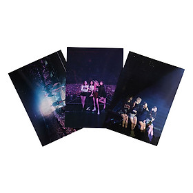 Blackpink YG Official Goods Chapter1 Lenticular Poster Set