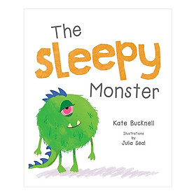 Little Monster: The Sleepy Monster