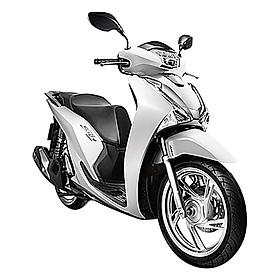 Xe Máy Honda SH 150i ABS Việt Nam (Trắng)