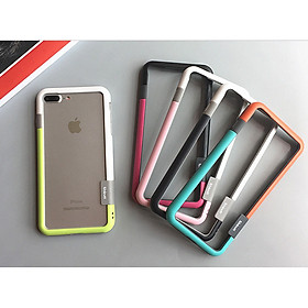 Ốp Lưng Viền Cho Iphone 6/6S - 6 PLUS/ 6S PLUS - 7/8 - 7 PLUS / 8 PLUS - X / XS viền nhựa chất lượng cao (màu ngẫu nhiên) - OL31