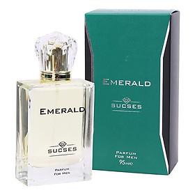 Nước hoa nam Sucses Emerald (Rainforest Quintessence) 95ml