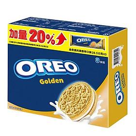 Bánh OREO tăng thêm khối lượng 399gx1 - Gói nhỏ bỏ túi 28.5x3 gói