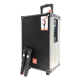 Loa Kéo Di Động JBZ NE-109 Tặng 2 Micro Karaoke Bluetooth - Hàng Chính Hãng