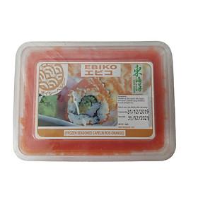 [Chỉ Giao HCM] - Trứng Tôm Ebico Cam - Hộp 500Gr