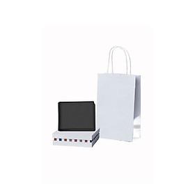 Full túi hộp làm quà tặng ví / bóp da nam thời trang 2021