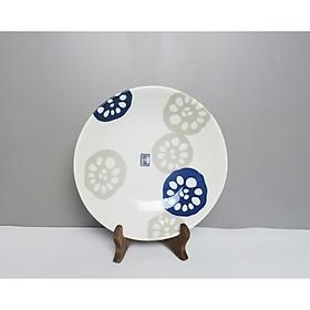 Dĩa sứ Lotus 209 - B46529250 - 22 cm