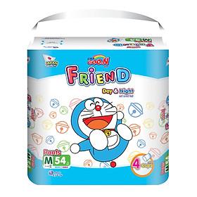 Tã quần Goo.n Friend M54 thiết kế mới - tặng đồ chơi Toys house-0