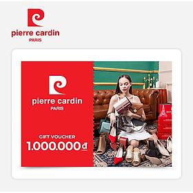 Pierre Cardin Phiếu Quà Tặng 1000K